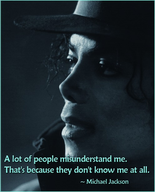 Missunderstood