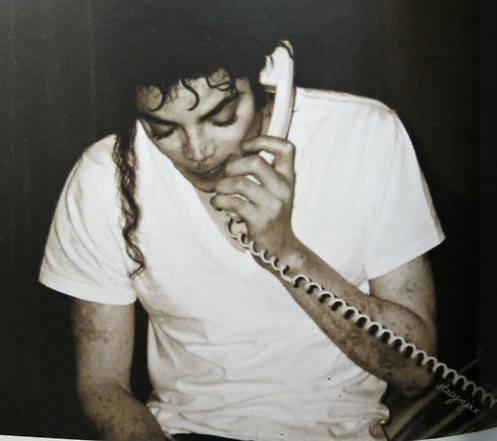 Vitiligo Michael Jackson