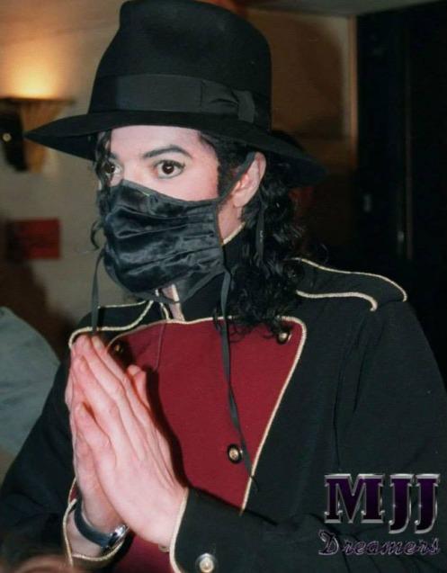 Namaste MJ