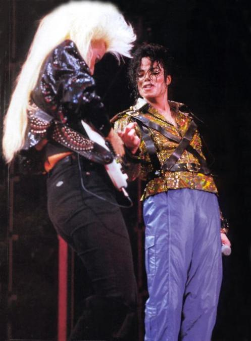 Dangerous tour Batten Jackson