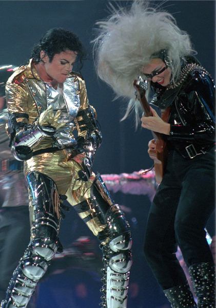 history tour Michael Jackson Jennifer Batten