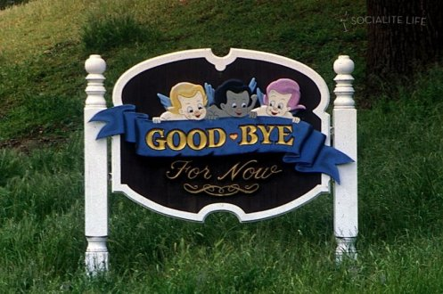 Neverland Good bye