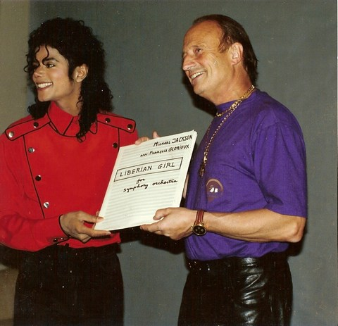 FG with Michael Jackson 7