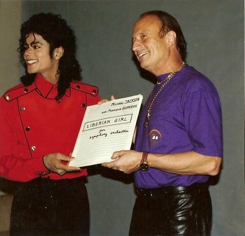FG with Michael Jackson 7