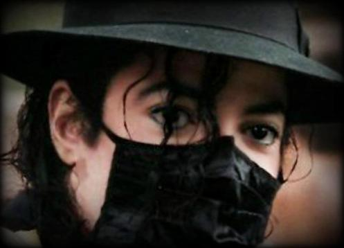 Michael With Mask