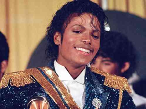 8 grammys michael Jackson