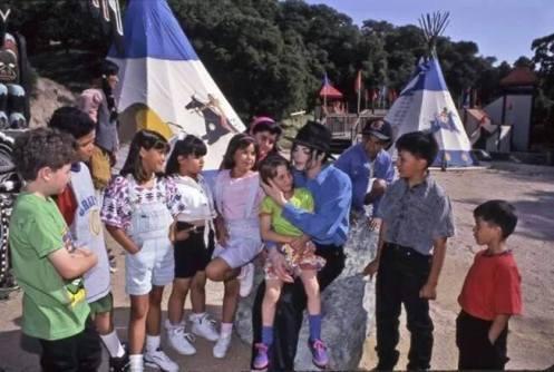 Neverland 1993 Harry Benson