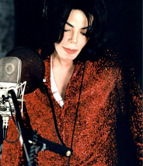 MJ 2001 What more can I give 1