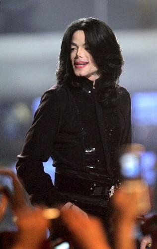 Michael Jackson 2006 London