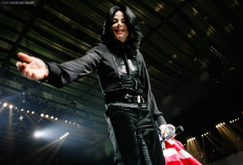 WMA London 2006 Michael Jackson