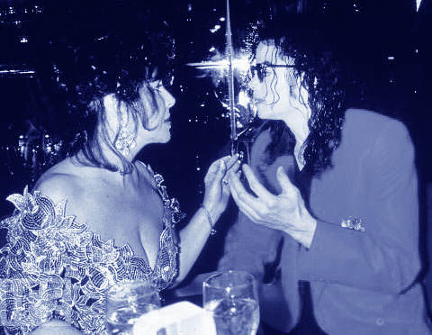 Michael Jackson Elizabeth Taylor
