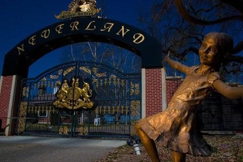 neverland gate
