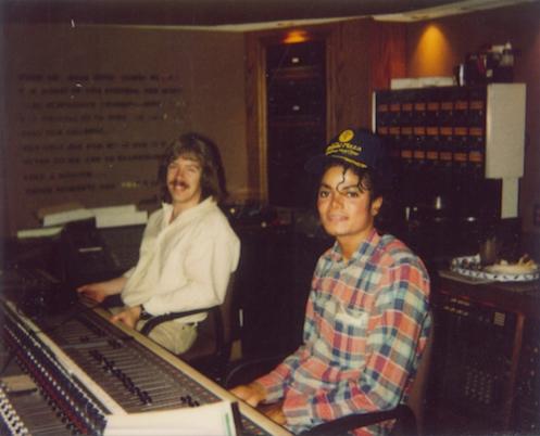 Im Studio mit Matt Forger