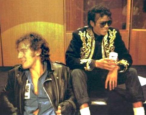 Bruce Springsteen Michael Jacklson
