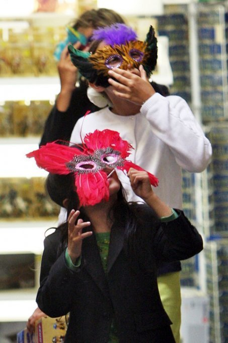Mj kids mask