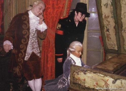 Michael Jackson Mozart