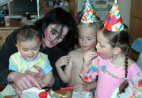 Mj and his kids