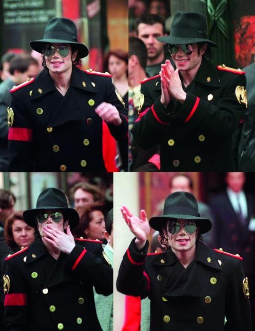 Museum Grevin Michael Jackson