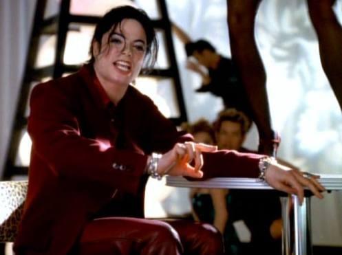 Blood On The Dancefloor Michael