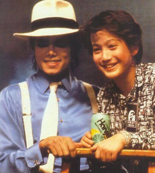 Sean Lennon MJ