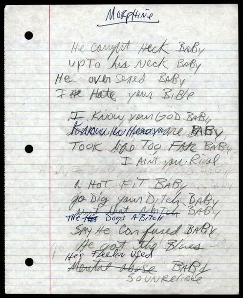 Morphine-handwrite-lyrics-michael-jackson-29562757-600-735