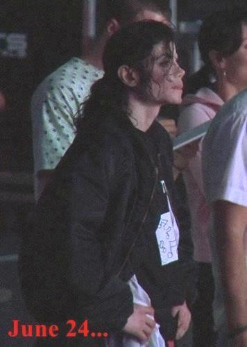 June 24 Michael