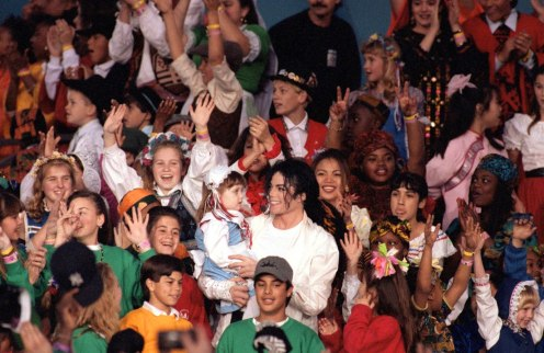Heal The World (Superbowl 1993)