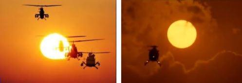 Teaser III helicopters