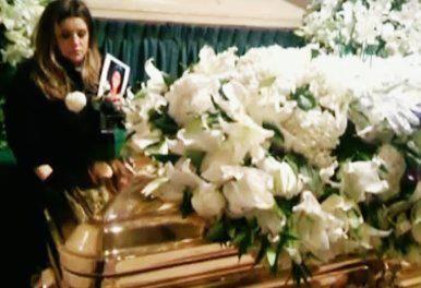 Lisa Marie Michaels private Memorial