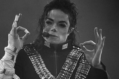 Michael Jackson Mudra Hands