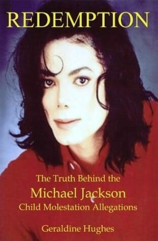 Michael Jackson Geraldine Hughes Cover Redemption