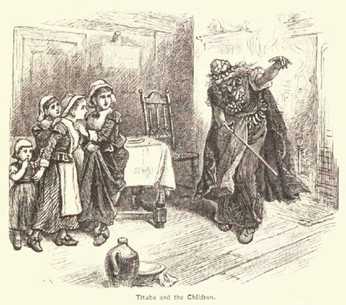 Tituba and the Children-Fredericks
