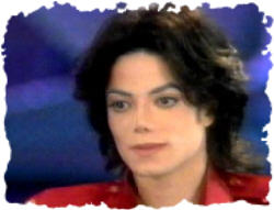 Einige der Nahaufnahmen von Michaels Gesicht während dieses Interviews ... unbezahlbar!