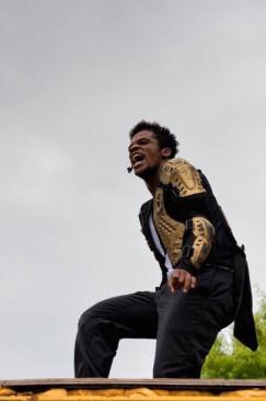 Michael Jackson Dimitri Reeves Baltimore 2015
