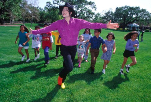 Neverland with Children