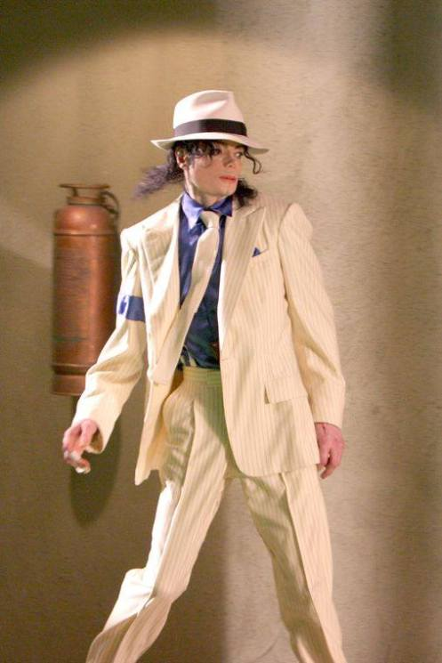 Michael Jackson TII Smooth Criminal