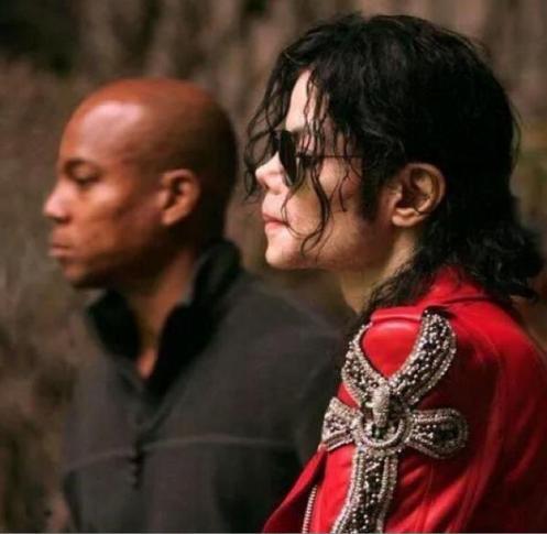 Michael Jackson_ Travis Payne