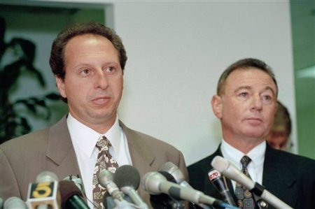 Anthony Pellicano and Howard Weitzman