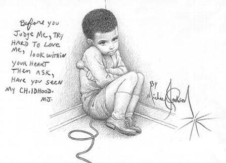 michael_jackson_childhood_drawing