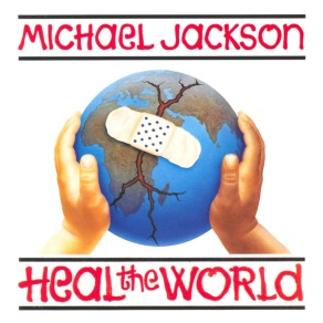 Heal The World Logo