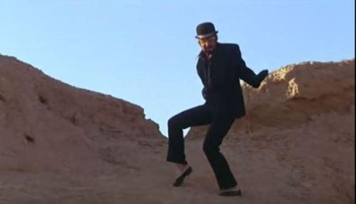 Bob Fosse Michael Jackson Billie Jean