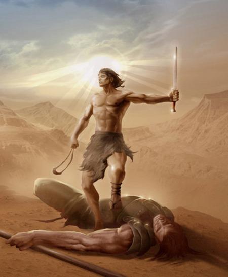 David gegen Goliath 2