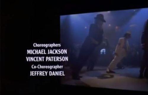 Michael Jackson Moonwalker Credits