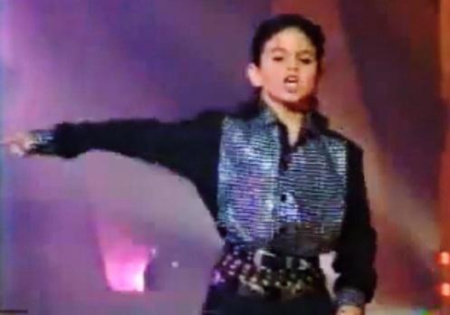Wade Robson Star Search 1990