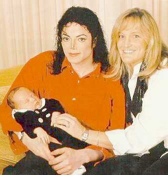 Michael Jackson Debby Rowe