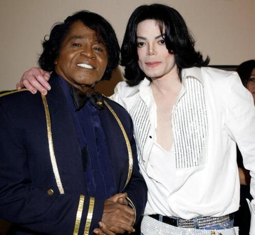 Michael Jackson James Brown
