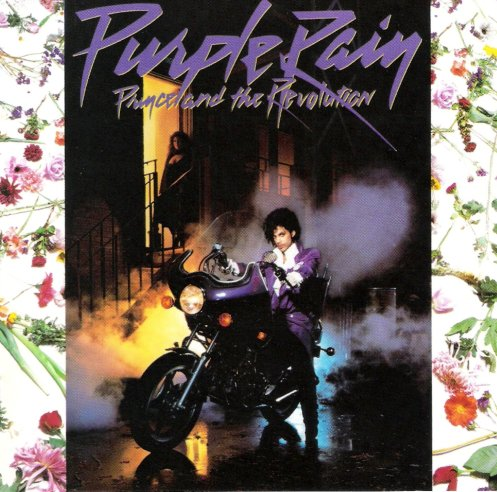 Prince Purple Rain Cover