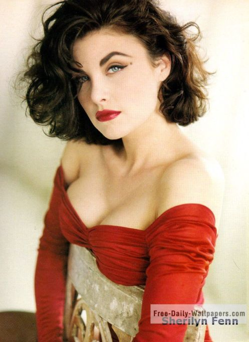 Sherilyn Fenn wallpaper