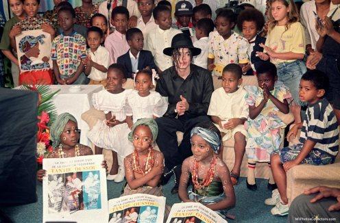 Children Africa 1992