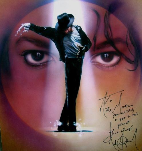 nate giorgio MJ note